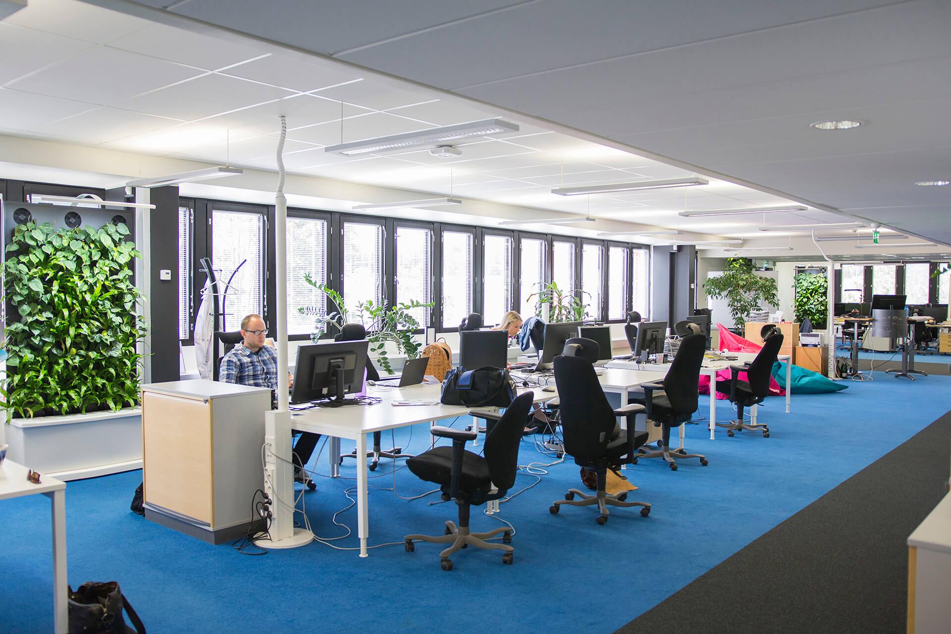 JCDecaux open office - Naava