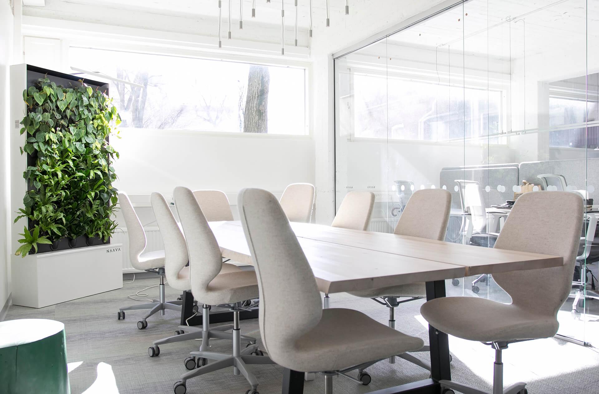 Naava Helsinki office - Naava One