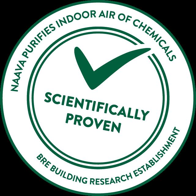 Naava and BRE scientifically proven