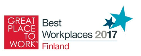 Best Workplaces 2017 Finland