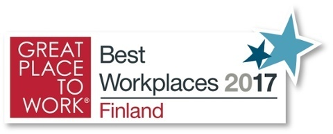 GPTW Finland 2017