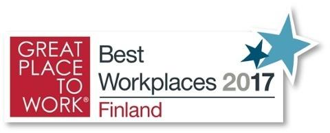 GPTW Finland 2017