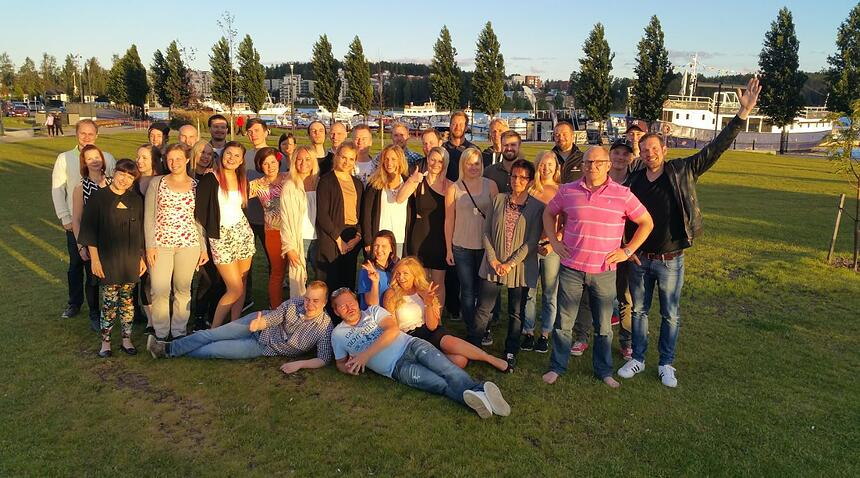 NaturVention team summer 2016