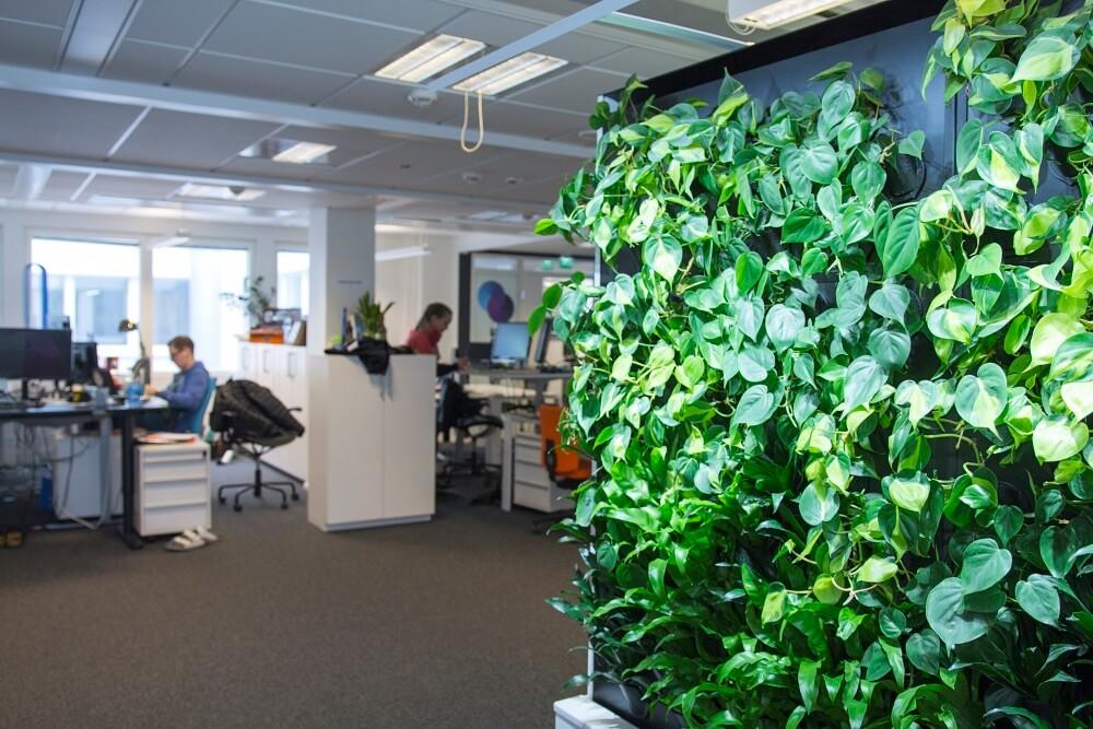 GroupM tarjoaa työntekijöilleen parhaat puitteet tehokkaaseen työskentelyyn.
