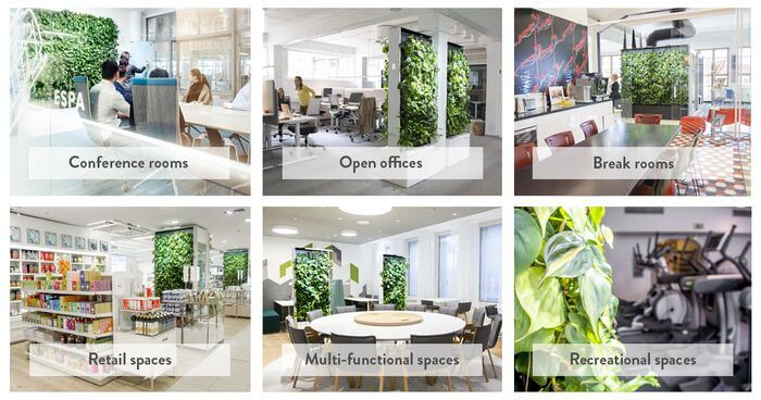 6 customer locations - Naava