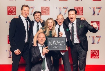 Naava is among the best places to work!